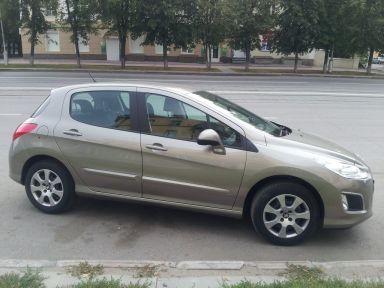 Peugeot 308, 2012