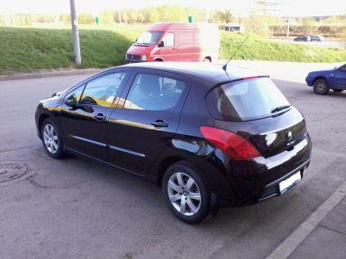 Peugeot 308 2011 отзыв автора | Дата публикации 16.04.2013.