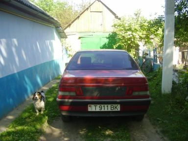 Peugeot 405, 1988