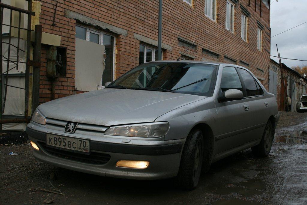 peugeot 406 - 1998 г.в. расход топлива