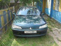 Peugeot 406, 1996