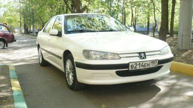 Peugeot 406 1998 отзыв автора | Дата публикации 12.05.2011.