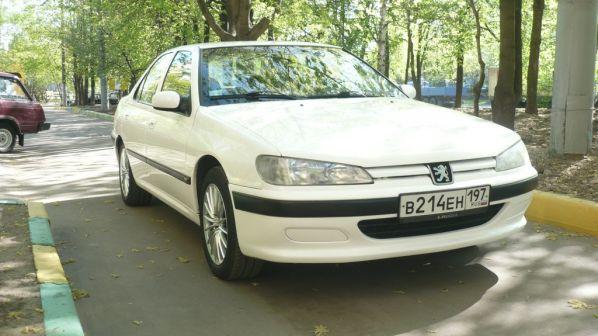 Peugeot 406 1998 - отзыв владельца