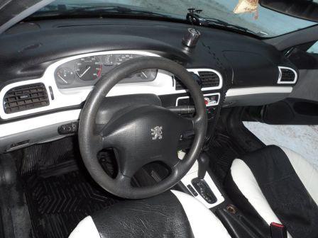 Peugeot 406 1997 - отзыв владельца