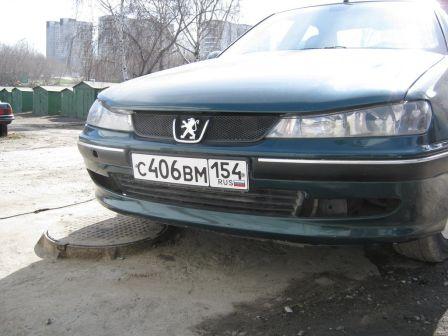 Peugeot 406 2004 - отзыв владельца
