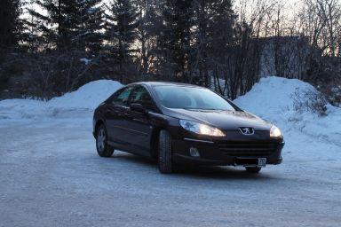 Peugeot 407 2007 отзыв автора | Дата публикации 02.07.2012.