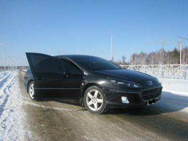 Peugeot 407 2006 отзыв автора | Дата публикации 25.03.2013.