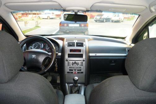 Peugeot 407 2006 - отзыв владельца