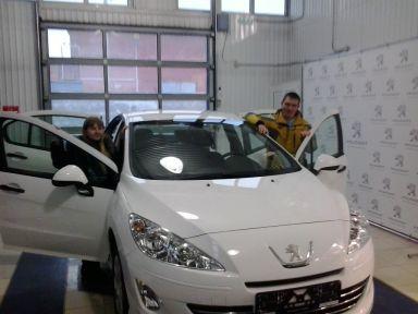 Peugeot 408, 0