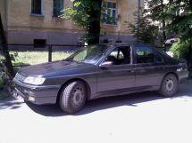 Peugeot 605, 1990