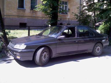 Peugeot 605 1990 отзыв автора | Дата публикации 29.07.2010.