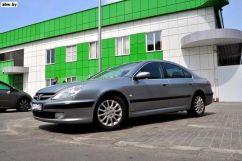 Peugeot 607, 2002