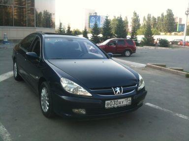 Peugeot 607 2001 отзыв автора | Дата публикации 05.04.2012.