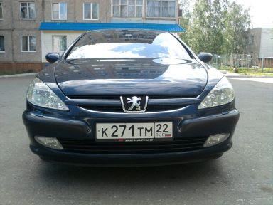 Peugeot 607 2001 отзыв автора | Дата публикации 05.04.2013.