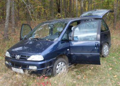 Peugeot 806, 1998