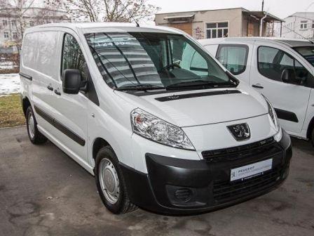 Peugeot Expert 2009 - отзыв владельца