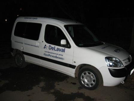 Peugeot Partner 2006 - отзыв владельца