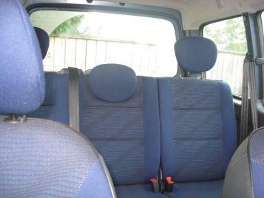 Peugeot Partner Origin, 2008