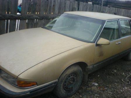 Pontiac Bonneville 1986 - отзыв владельца