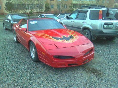 Pontiac Firebird 1991 - отзыв владельца