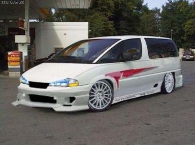 Pontiac Trans Sport, 0