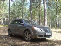 Pontiac Vibe, 2005