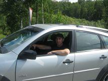 Pontiac Vibe, 2004