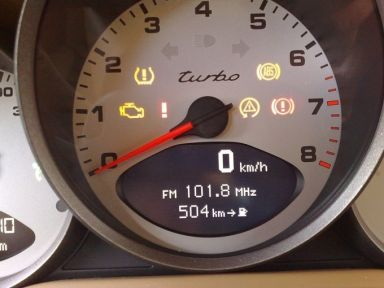 Porsche 911, 2008