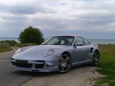 Porsche 911 2007 - отзыв владельца