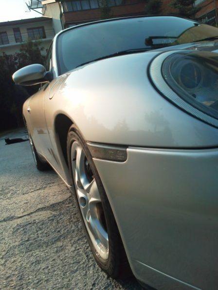 Porsche 911 1999 - отзыв владельца
