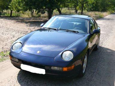 Porsche 968, 1994