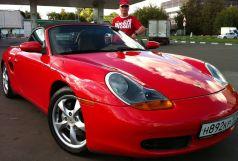 Porsche Boxster, 2002
