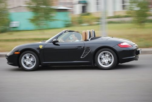 Porsche Boxster 2007 - отзыв владельца