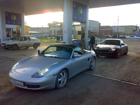 Porsche Carrera GT 1999 - отзыв владельца