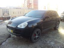 Porsche Cayenne, 2007