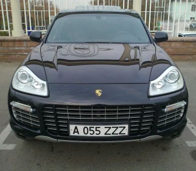 Porsche Cayenne 2007 отзыв автора | Дата публикации 18.11.2012.