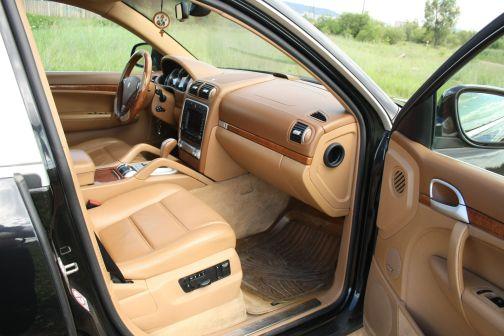 Porsche Cayenne 2003 - отзыв владельца