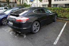 Porsche Panamera, 2011