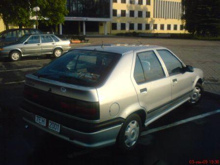 Renault 19 1994 - отзыв владельца
