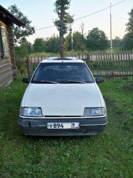 Renault 19 1989 - отзыв владельца