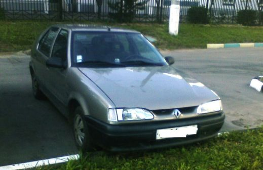 Renault 19 1993 - отзыв владельца