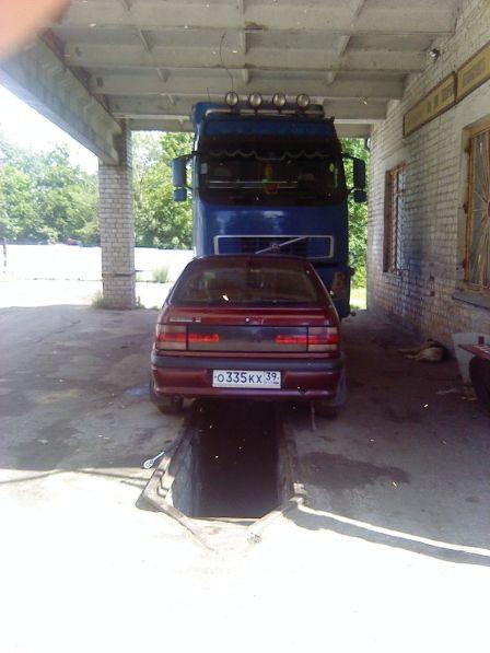 Renault 19 1992 - отзыв владельца