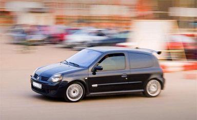 Renault Clio 2003 отзыв автора | Дата публикации 20.11.2008.