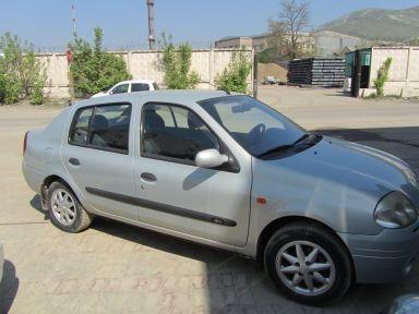 Renault Clio 2001 отзыв автора | Дата публикации 22.11.2012.