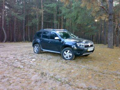 Renault Duster, 2010