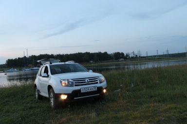 Renault Duster 2012 отзыв автора | Дата публикации 03.08.2012.