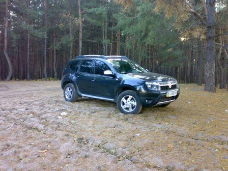 Renault Duster 2010 - отзыв владельца