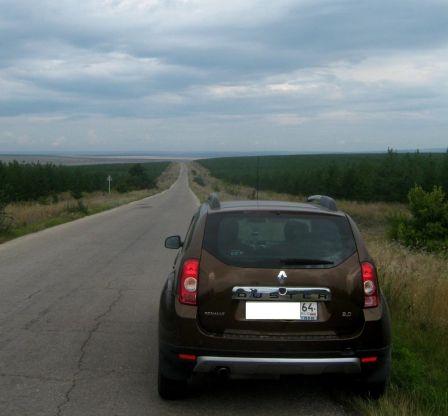 Renault Duster 2012 - отзыв владельца