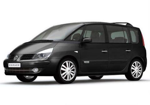 Renault Espace 2003 - отзыв владельца