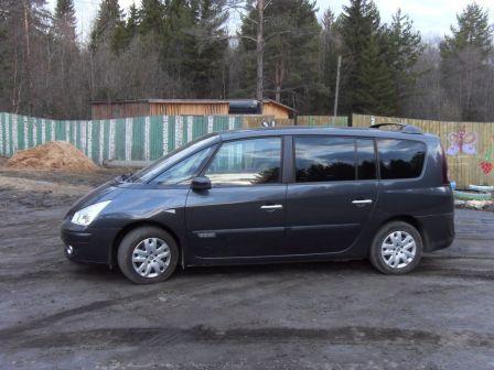 Renault Espace 2009 - отзыв владельца